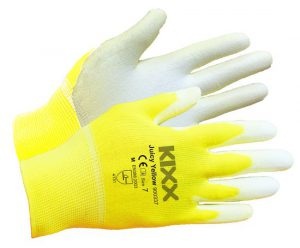 kixx-tuinhandschoenen-juicy-yellow-maat-7